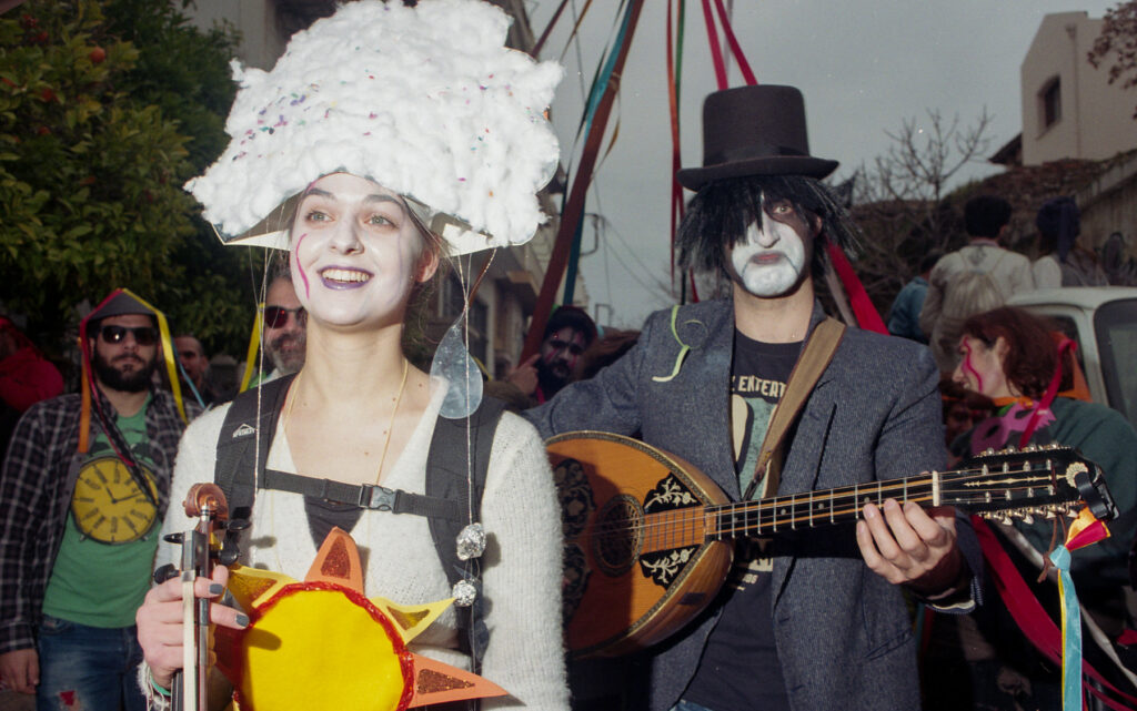 Carnival in Metaxourgeio