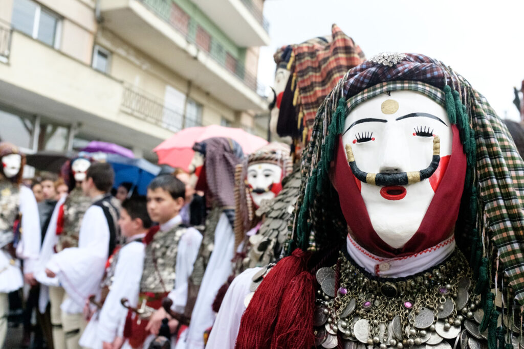 Carnival in Naousa