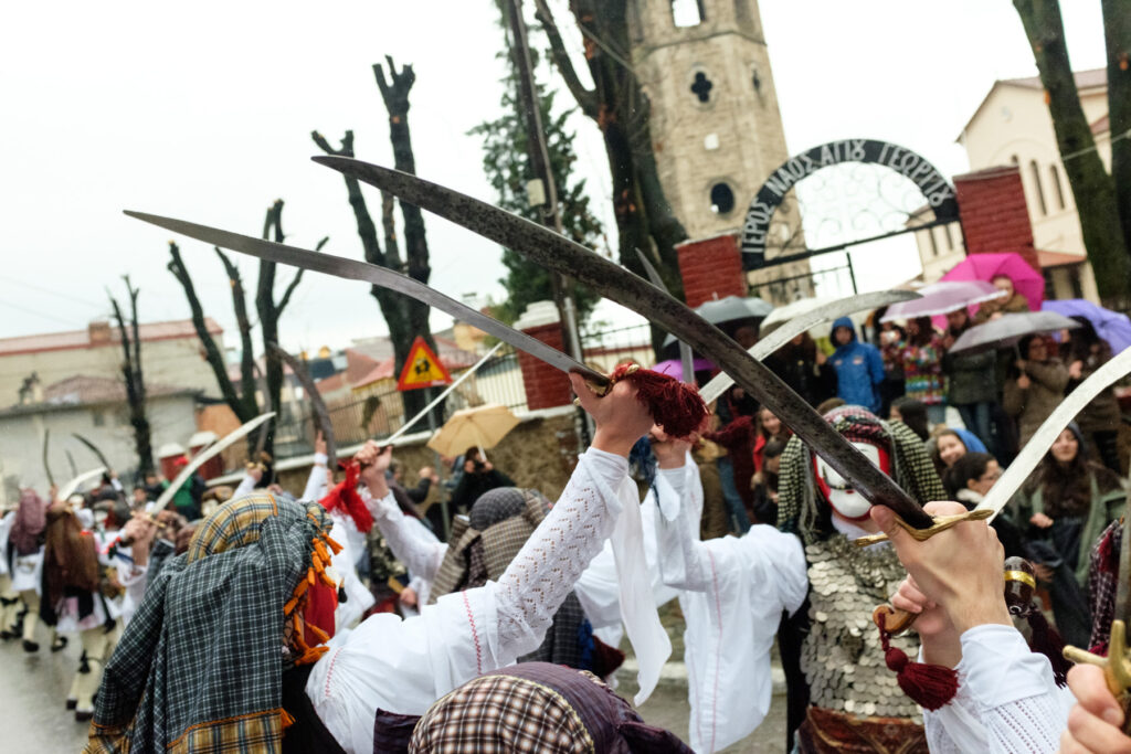 Carnival in Naousa
