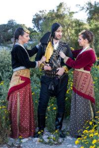 Traditional Pontic Greek Costume