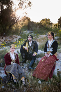 Traditional Pontic Greek Costume