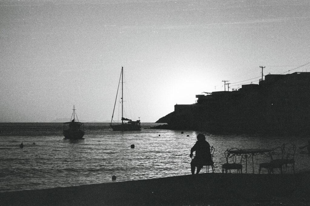 summer in amorgos